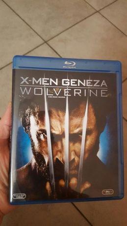 X-MEN Geneza Blu-ray