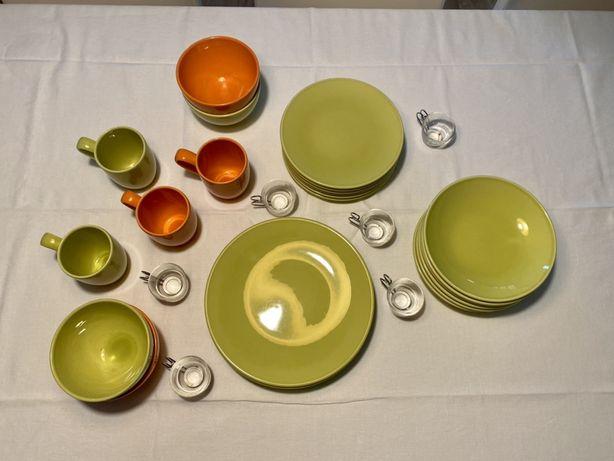Serviço de Loiça (24 peças) - Grupo Vista Alegre