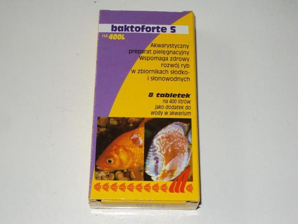 Baktoforte s Sera 8 tabletek