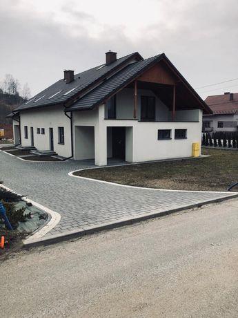 Komfortowy DUŻY DOM z garażem i ogrodem  SUPER CENA  146m2!!!