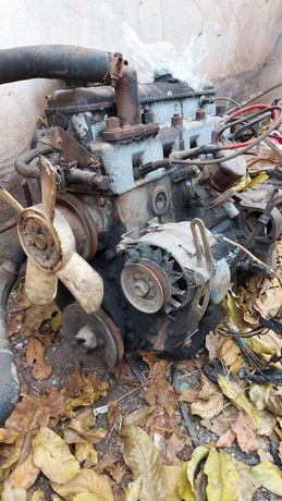 Продам двигатель ГАЗ с коробкой