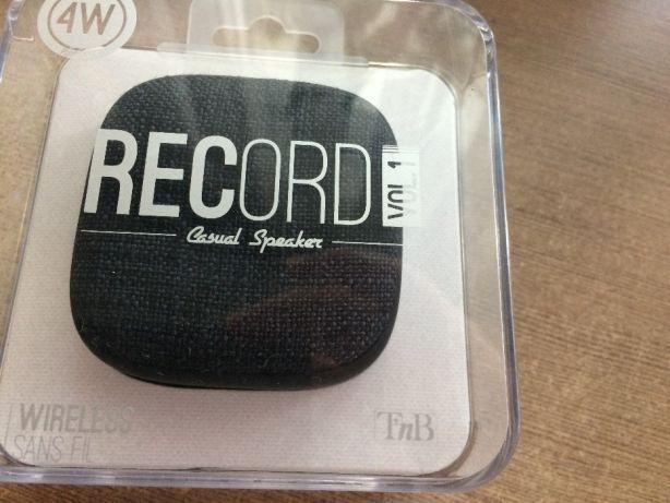 Оригінальна Блютуз Колонка TNB Grey & Black Bluetooth 4W Speaker