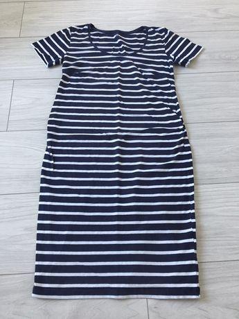 Sukienka ciążowa H&M MAMA roz.S idealna