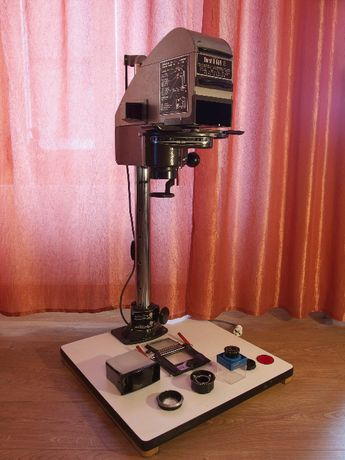 Powiekszalnik DURST D 659 + obiektyw YSARON Rodenstock 50mm f/3.5