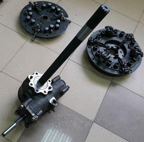 Колонка рулевая на Т-40 гидравлическая. Гидроусилитель руля МТЗ-80