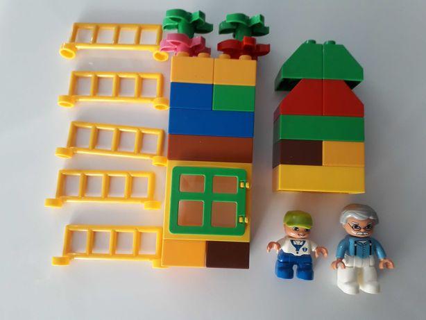 Klocki kompatybilne z lego duplo
