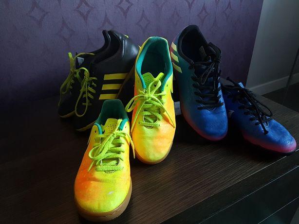 Halówki turfy korki Nike Adidas 35 / 36