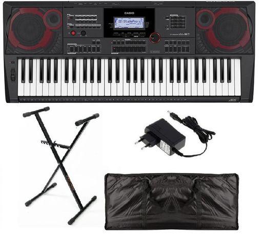 Keyboard Casio CT X5000 + pokrowiec statyw NOWY SKLEP WYSYŁKA w cenie