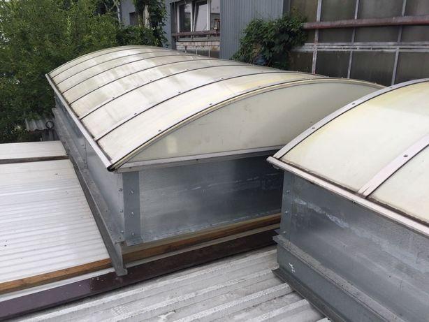 Sprzedam Świetlik dachowy magazynowy na halę