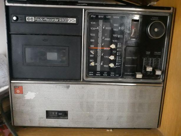 Stare radio-CC Recorder 9302