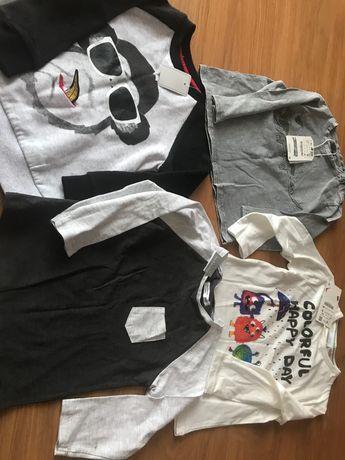 Ubranka dla chłopca 98-104 komplet