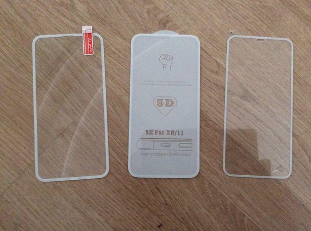 Защитные стёкла IPhone 11