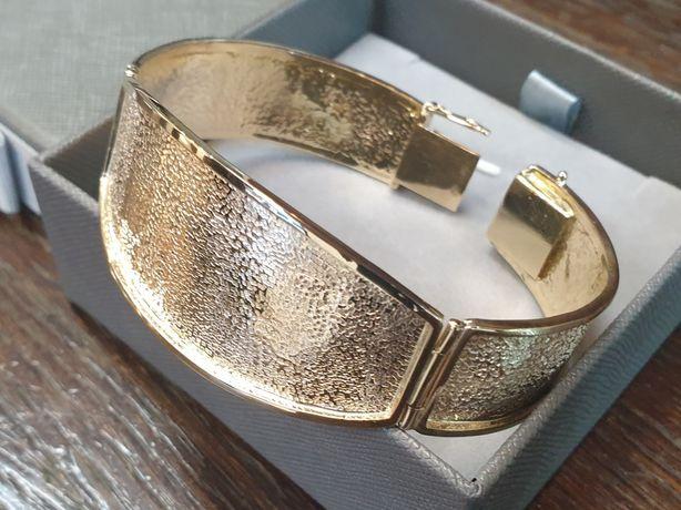Bransoletka złota 32g pr.585