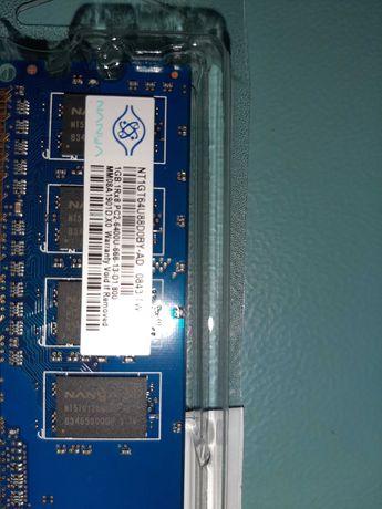 Memória DDr2 800 1GB - 1rx8 pc2-6400u-666
