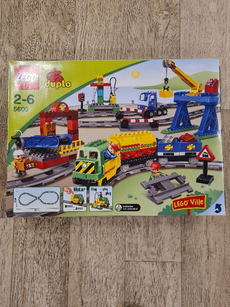 Lego Duplo 5609 Kolejka