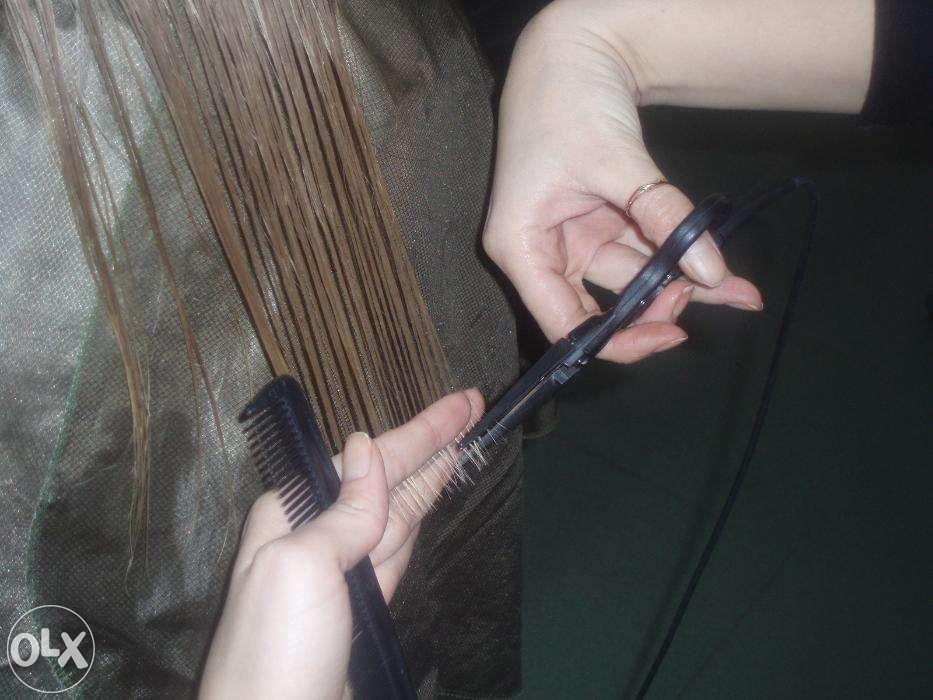 Стрижка горячими ножницами - 1200.0 р.