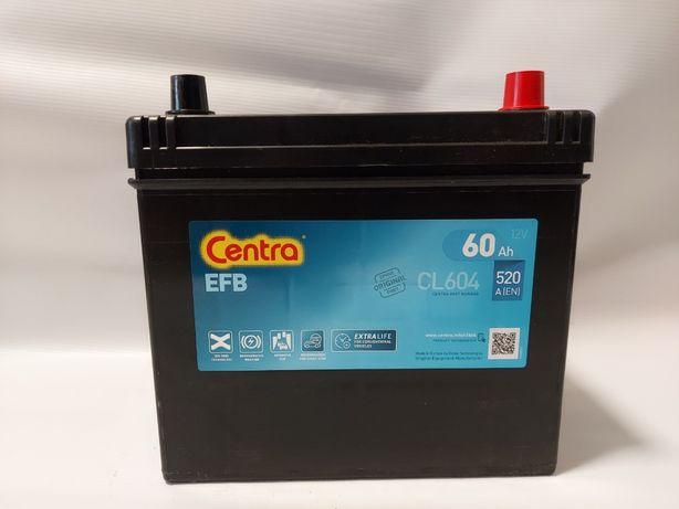 Akumulator CENTRA EFB CL604 12V 60AH 520A