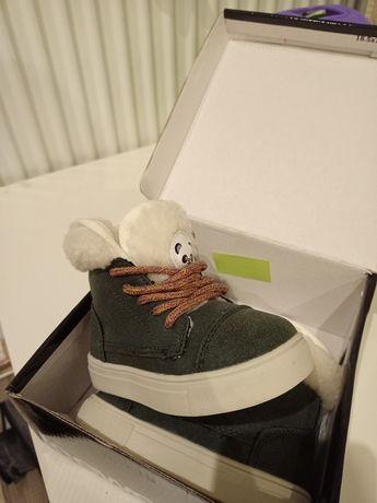 Buty zimowe Feewear Panda Kids rozmiar 24, wkładka 12 12,5 cm