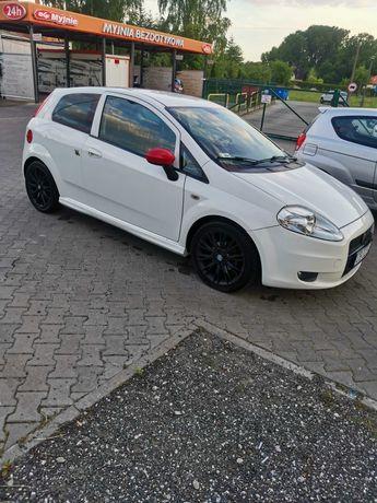 Fiat Grande Punto 2007 1.4 95 km