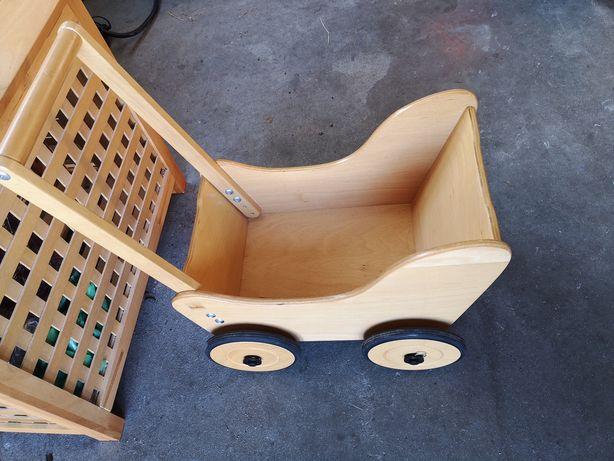 Wózek pinolino, pchacz