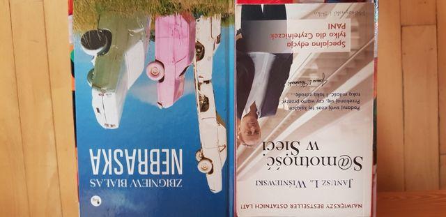Książki różne polecam