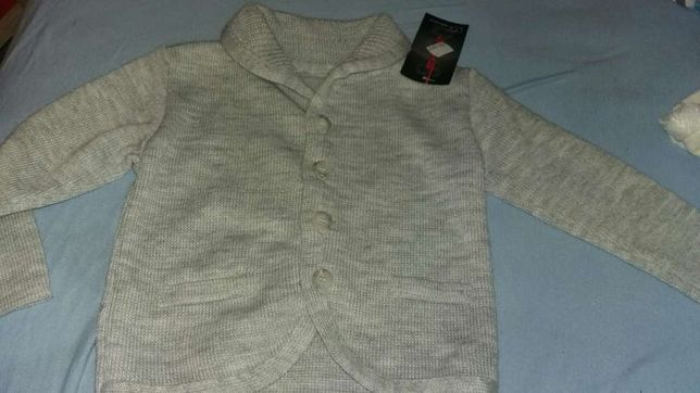 Sweterek chlopięcy