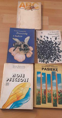 Książki dla pszczelarzy