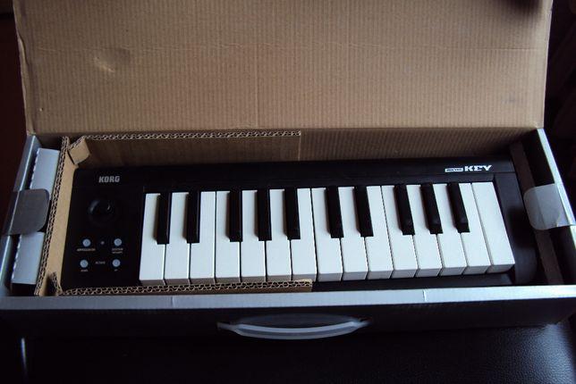 Портативная MIDI-клавиатура на 25 клавиш с джойстиком