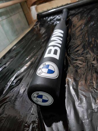 бейсбольная бита с ненесением,  автобита, именная бита, с логотипом
