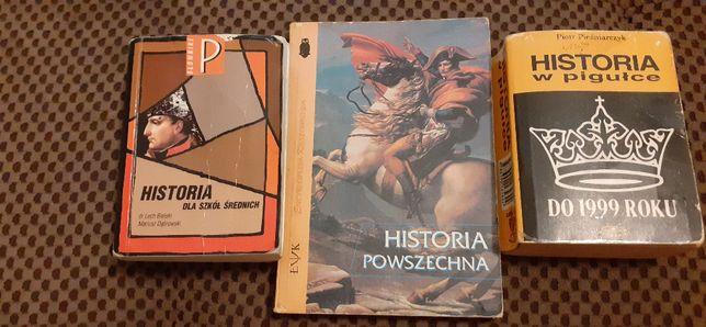 Pigułka z historii - książki