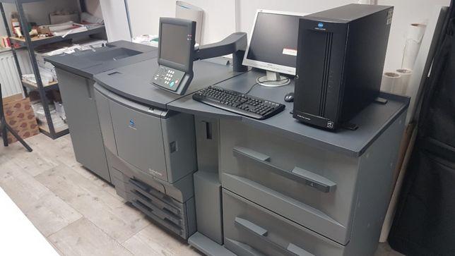 Konica Minolta BIZHUB PRO C6500e+Creo IC-304 tylko: 380tys form SRA3