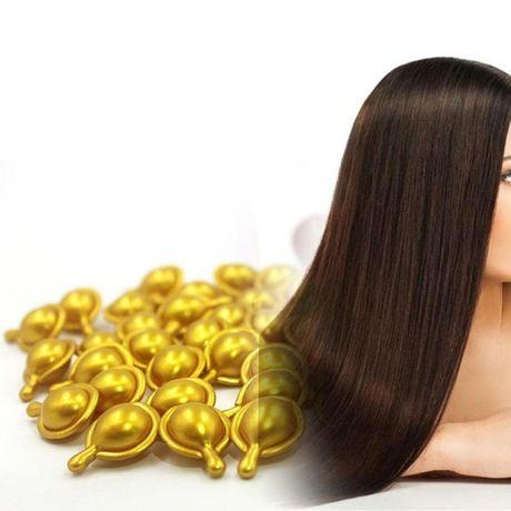 Капсулы Super Long Hair для сухих и поврежденных волос, 10 капс