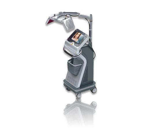 CAPILLASER laser na porost włosów 670nm Laser Diodowy Szkolenie