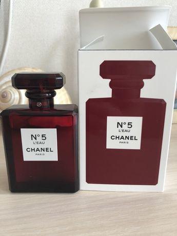 Духи Chanеl N5 L'Eau Red Edition Распив
