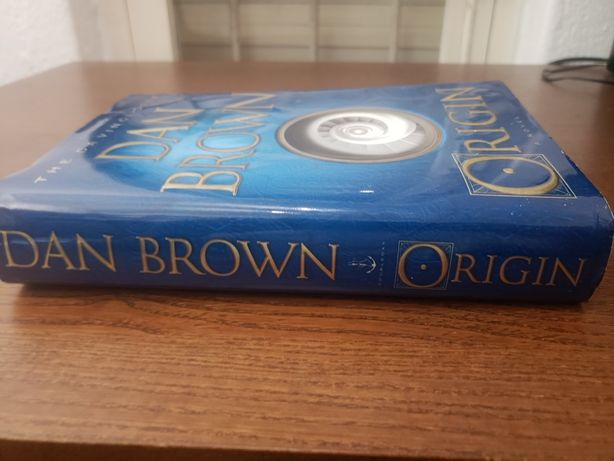 """Origin"" de Dan Brown"