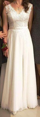 Suknia ślubna Abell ecru