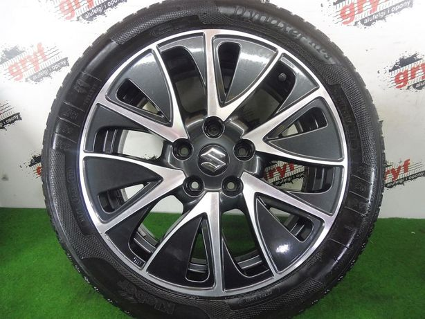 Alufelgi Suzuki 17 calowe 5x114,3 jak nowe bez opon