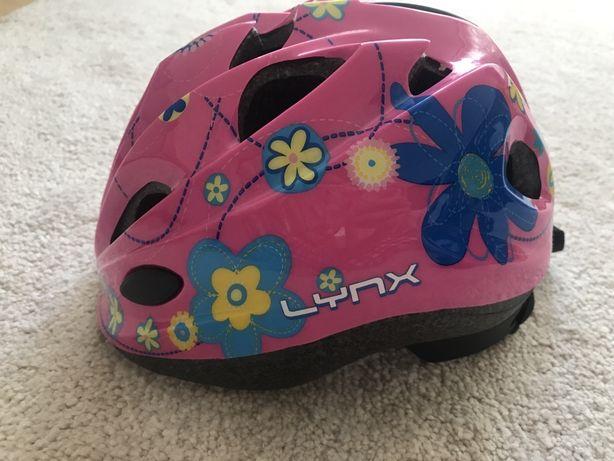 Шлем розовый Lynx