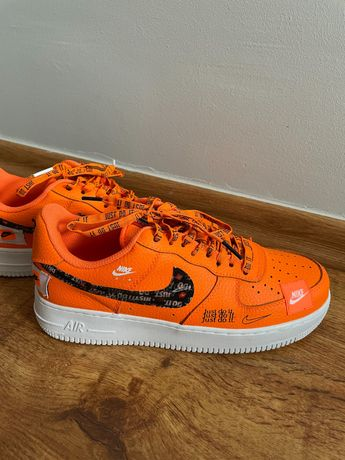 Nike air force just do it Orange