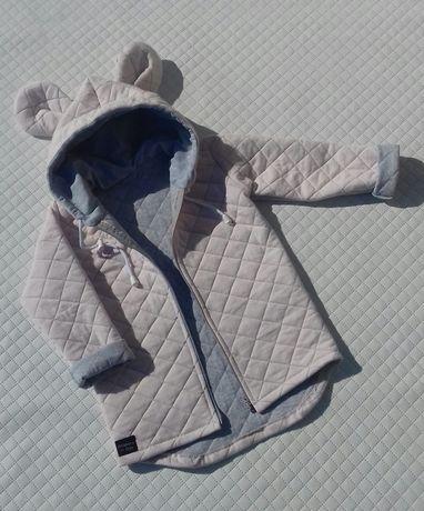płaszczyk pikowany,kurtka,bluza