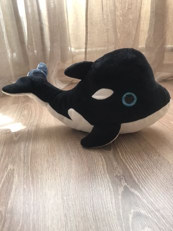 мягкая игрушка Косатка / дельфин / кит