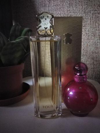 Продам ароматы Fantasy Britney Spears,  Tous Gold