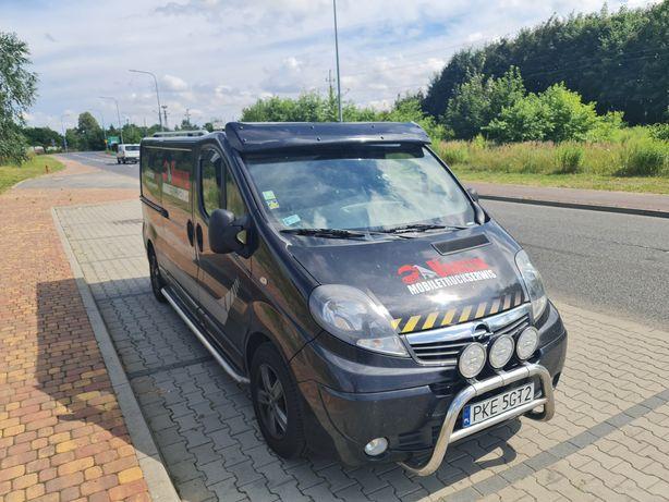 Opel Vivaro 2.5 dci