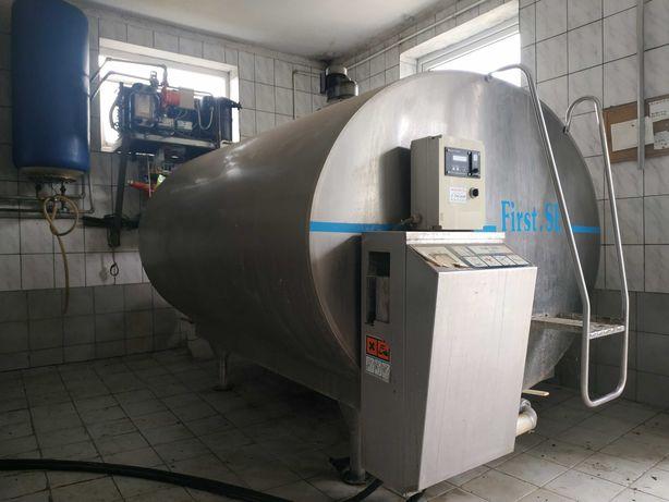 Schładzalnik zbiornik do mleka 3000