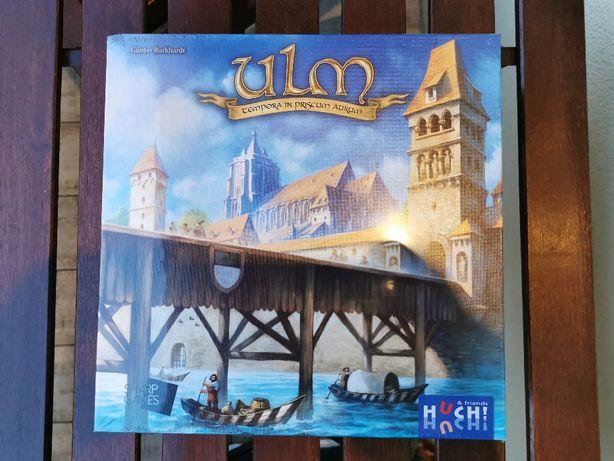 Ulm - gra planszowa - polskie wydanie - NOWA zafoliowana