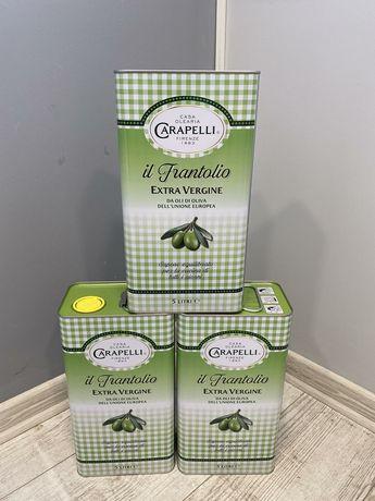 """Оливковое масло """"Carapelli"""" Италия"""