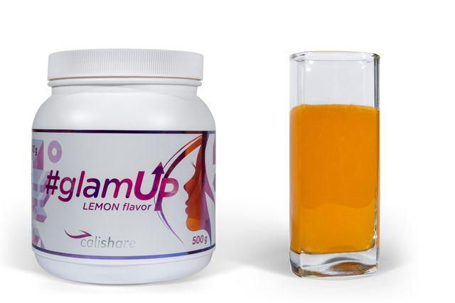 Glam UP Calivita - kolagen + kwas hialuronowy - naturalne odmładzanie
