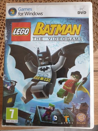 Gra PC Lego Batman