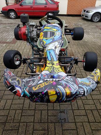 Karting VRK honda 390