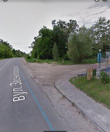 Оренда земельноі ділянки 30 соток, Одеська траса.
